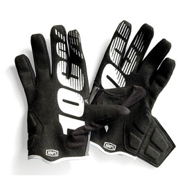 100% Simi Gloves black